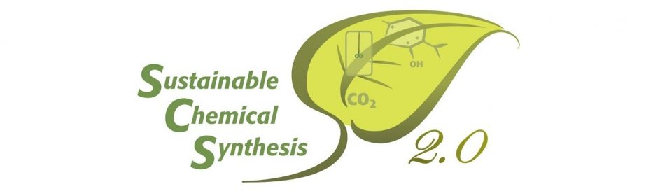 Suschemsys 20 Sustainable Chemical Synthesis 20